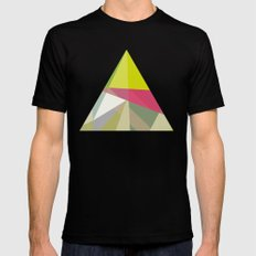 Deep SMALL Mens Fitted Tee Black