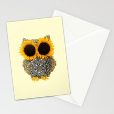 Hoot! Day Owl! Stationery Cards