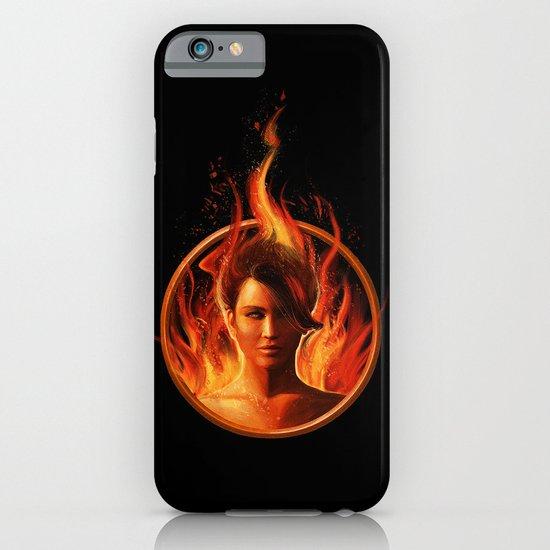THE MOCKINGJAY iPhone & iPod Case