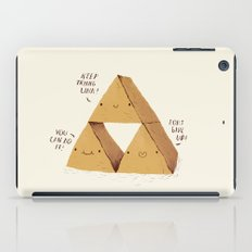 the try force. iPad Case
