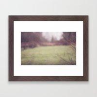 Lost In A Daydream Framed Art Print