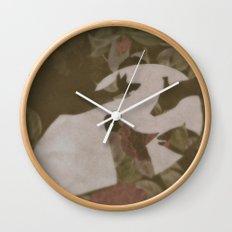 animal invasion (ii) Wall Clock