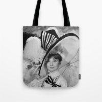Audrey Hepburn ICONIC IC… Tote Bag