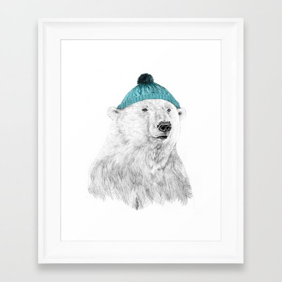 Bob II Framed Art Print