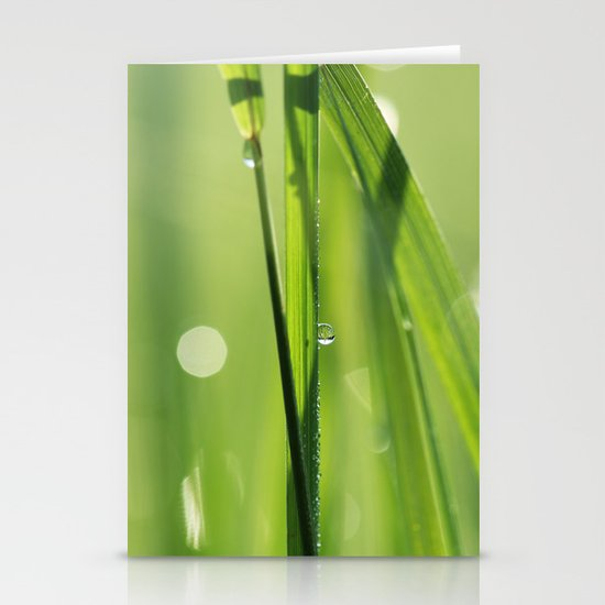 dew Stationery Card