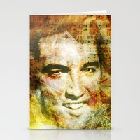 Elvis Presley - Vintage Style -  Stationery Cards
