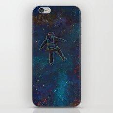 Viaje al espacio 4 iPhone & iPod Skin