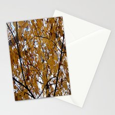 A Change of Seasons  Stationery Cards