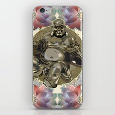 Laughing Buddha iPhone & iPod Skin