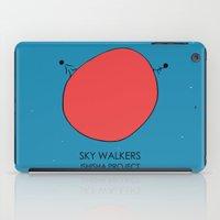 SKY WALKERS by ISHISHA PROJECT iPad Case
