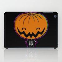 Cutie Pumpkin Pie iPad Case
