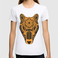 jaguar Womens Fitted Tee Ash Grey SMALL