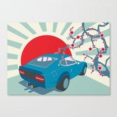 Datsun Z Canvas Print