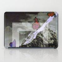 Butterskies iPad Case