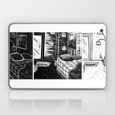 Sunny Vancouver (Combination Cut) Laptop & iPad Skin