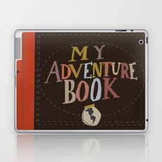 my adventure book.. up, carl and ellie Laptop & iPad Skin