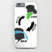 iPhone & iPod Case featuring Metal Gear: Solid Liquid States by Bendragon