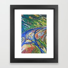 national geographic Framed Art Print