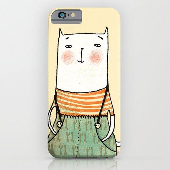 Gato con Botas iPhone & iPod Case