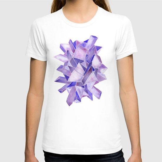 Amethyst Watercolor T-shirt