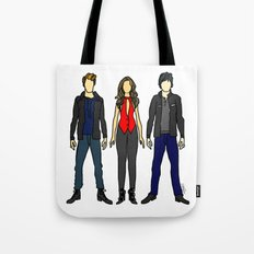 Outfits of Vamps Tote Bag