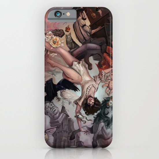Theater of Lucid Dreaming iPhone & iPod Case