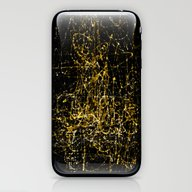 Entanglement Of Stars iPhone & iPod Skin