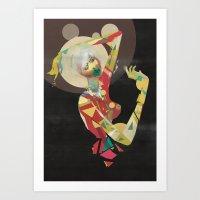 broken n.2 Art Print
