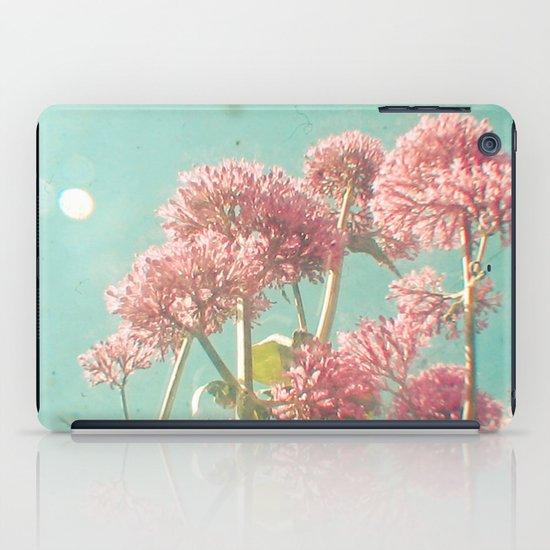 Pink Milkweed iPad Case