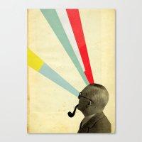 Mind-altering Canvas Print