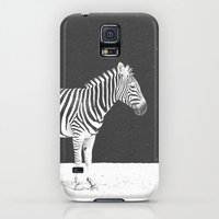 Galaxy S5 Cases featuring CAMOUFLAGE by DANIEL COULMANN