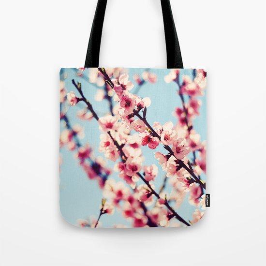 April Blooms  Tote Bag