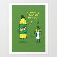 M'Soda Art Print