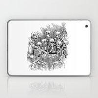 Gathered Remains Laptop & iPad Skin