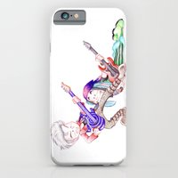 When March Hares Attack iPhone 6 Slim Case