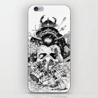 Legendary iPhone & iPod Skin