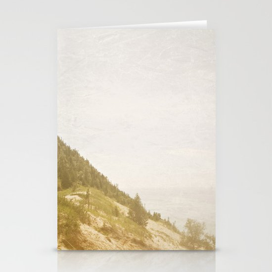 The Mountain Climb Stationery Card