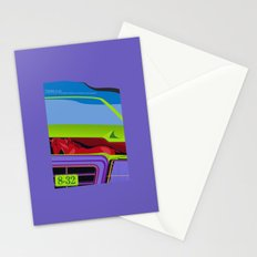 Lancia Thema Stationery Cards