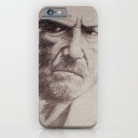HALF FACE II iPhone 6 Slim Case