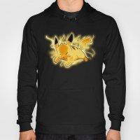Pikachu Used Thunderbolt Hoody