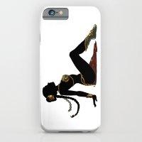 Slave Leia Mudflap iPhone 6 Slim Case