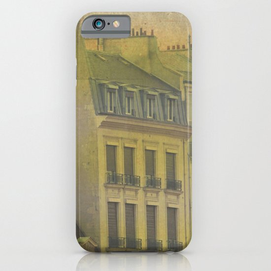 Paris iPhone & iPod Case