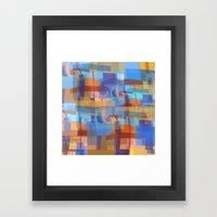 2 Am Framed Art Print