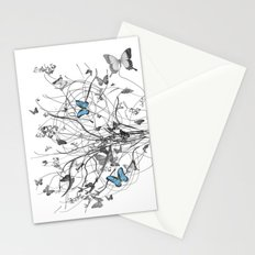 two of a kind  Stationery Cards