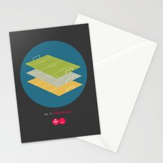 Law No.1: Field of Play Stationery Cards