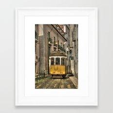 Tram 28  Framed Art Print