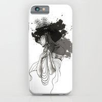 iPhone & iPod Case featuring Tongue by miguel ministro