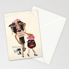 Ms. Rotten Soul  Stationery Cards