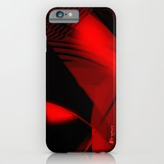 Abstract in RED iPhone 6s Slim Case