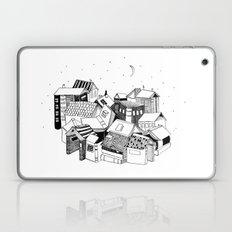 Book Town Laptop & iPad Skin